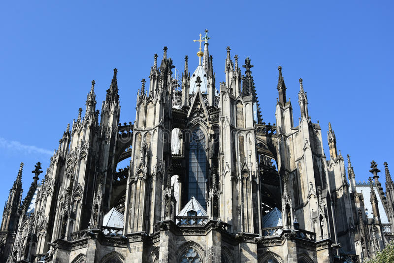 Dom de Kölner fotos de archivo