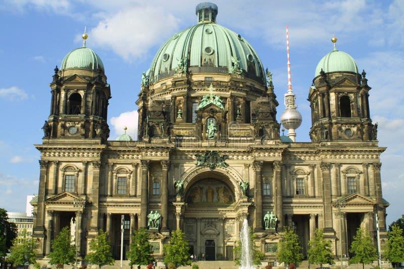 Dom del berlinés fotografía de archivo libre de regalías