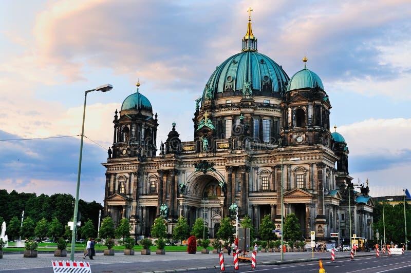 Dom del berlinés, Alemania foto de archivo libre de regalías