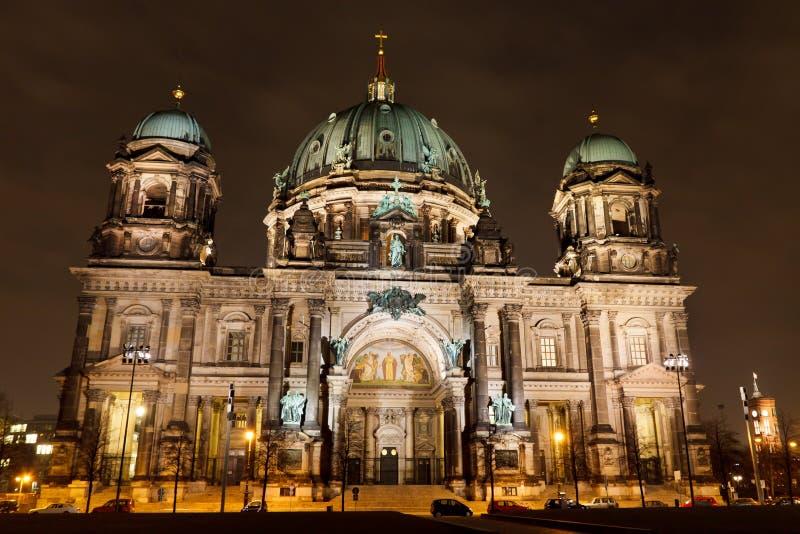 Dom del berlinés (catedral), Berlín, Alemania imagen de archivo libre de regalías