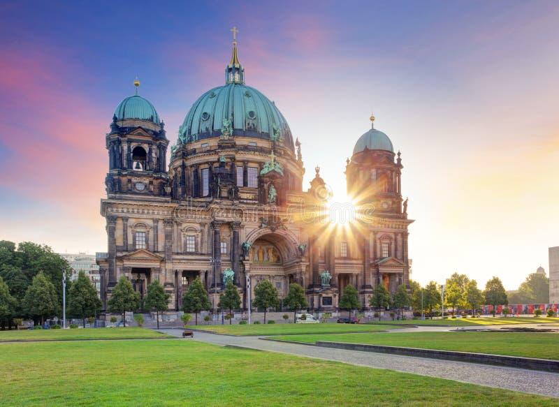 DOM del berlinese, Berlino, Germania immagini stock
