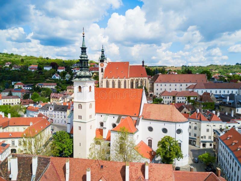 Dom Der Wachau, Krems foto de archivo libre de regalías