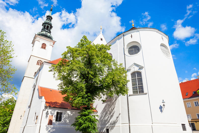 Dom Der Wachau, Krems imágenes de archivo libres de regalías