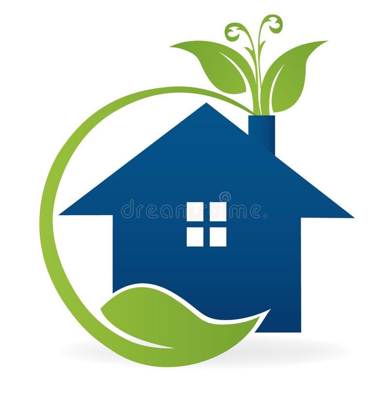 Dom leafs logo ilustracji