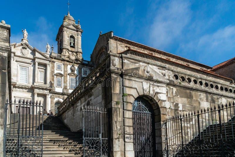Dom luis del puente en la ciudad de Oporto fotos de archivo libres de regalías