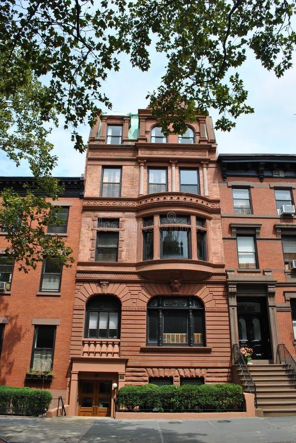 Dom miejski Nowy Jork, Nowy Jork zdjęcia royalty free