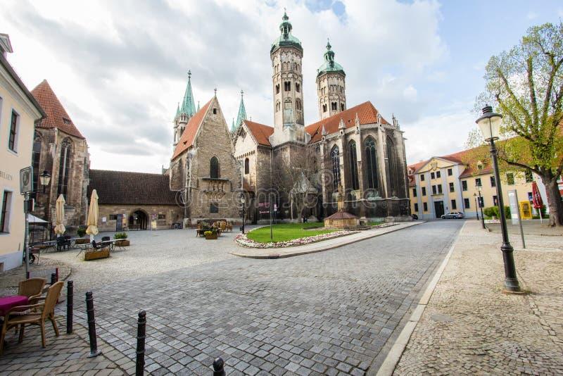 Dom Naumburg photo libre de droits