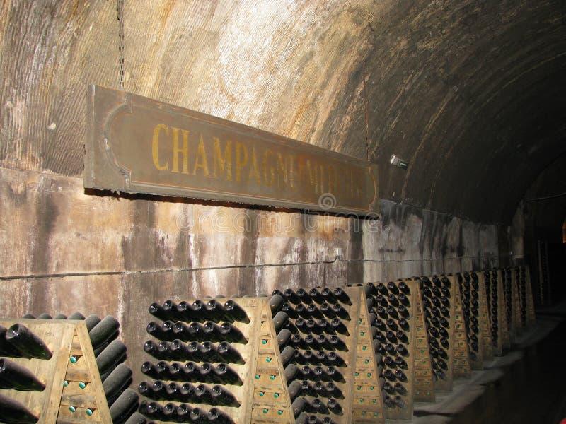 Dom Pérignon royalty-vrije stock afbeelding