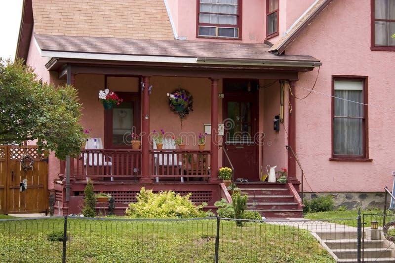 dom przednie zdjęcia royalty free