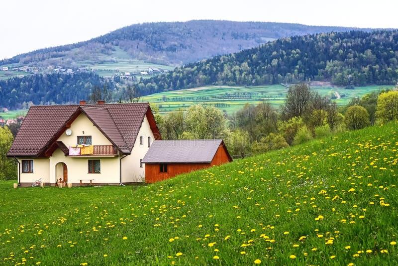 Dom rodzinny zdjęcie stock