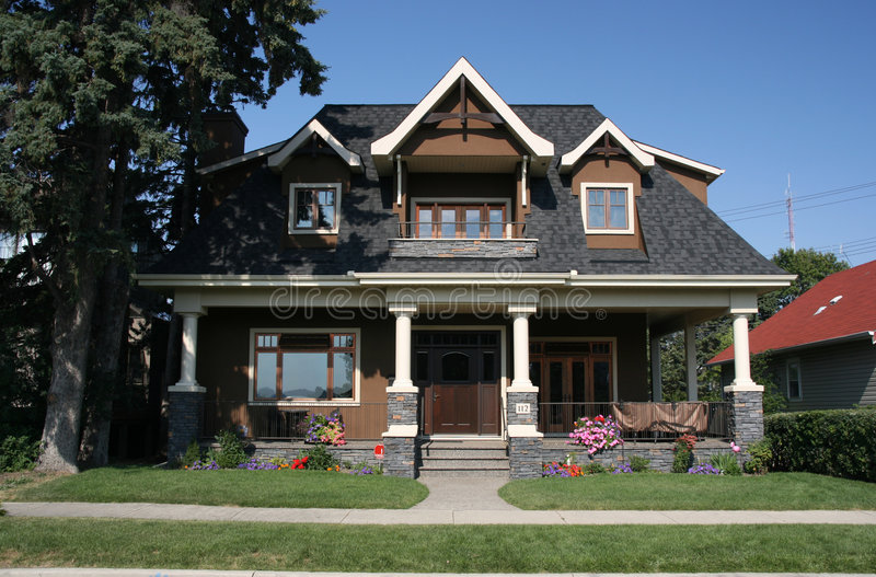 dom rodzinny pojedyncze zdjęcia royalty free