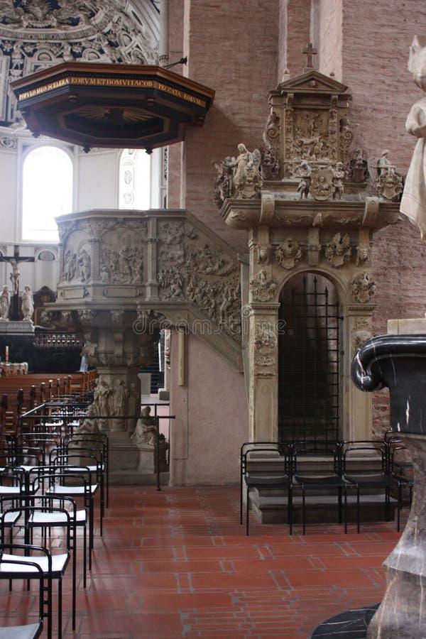 Dom St. Peter fotografía de archivo