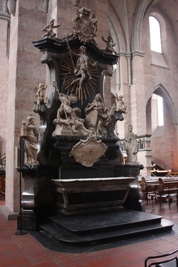 Dom St. Peter foto de archivo
