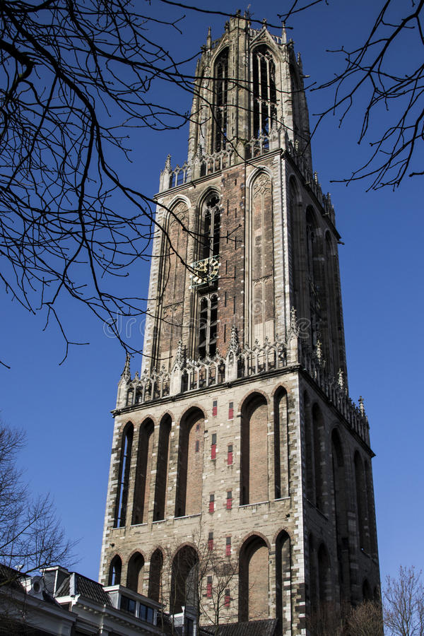 Dom Tower royalty free stock photos