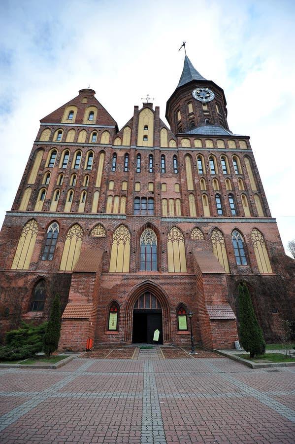 Dom van de Konigsbergkathedraal royalty-vrije stock fotografie