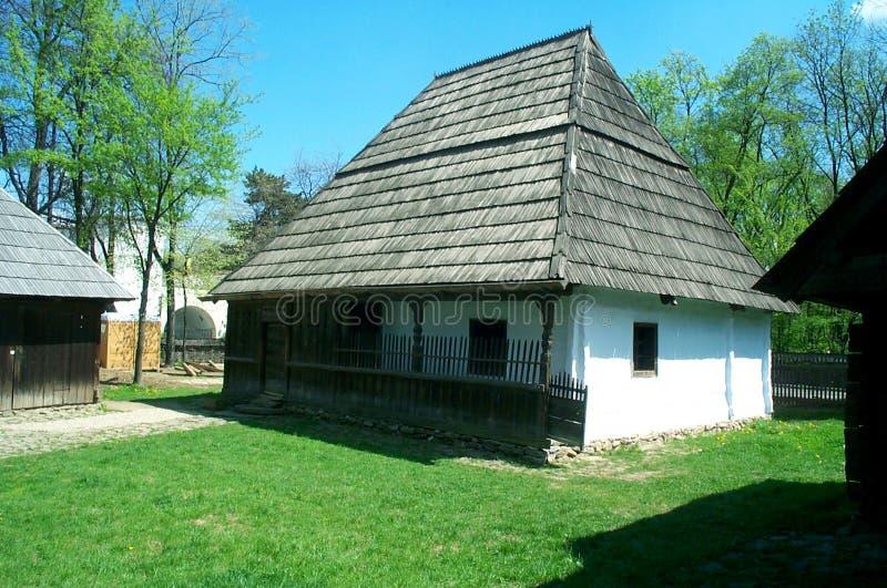 dom z gospodarstw rolnych obraz royalty free