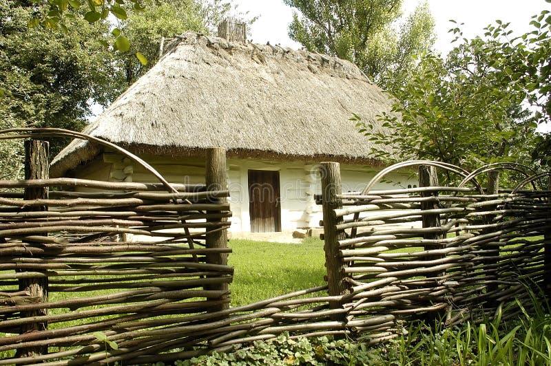 dom z gospodarstw rolnych ii obrazy stock