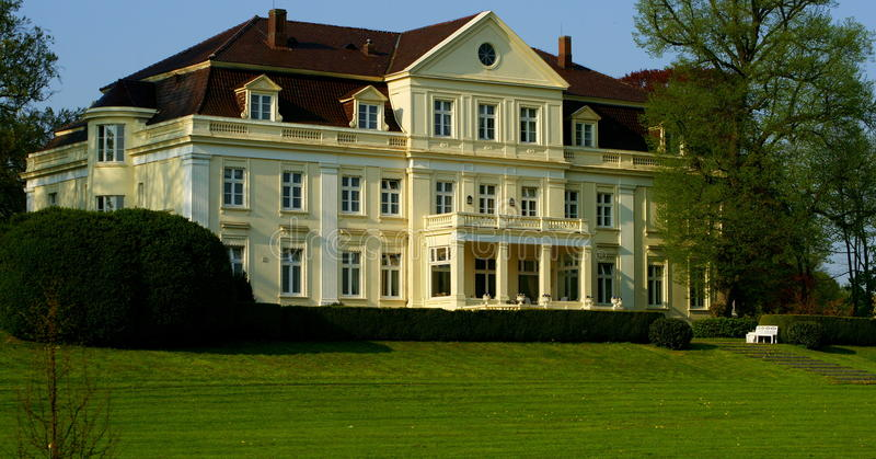 Domaine du Schleswig-Holstein photos libres de droits