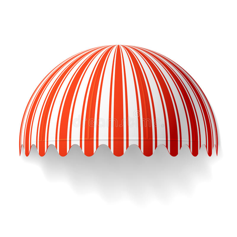 Dome Awning Royalty Free Stock Photography