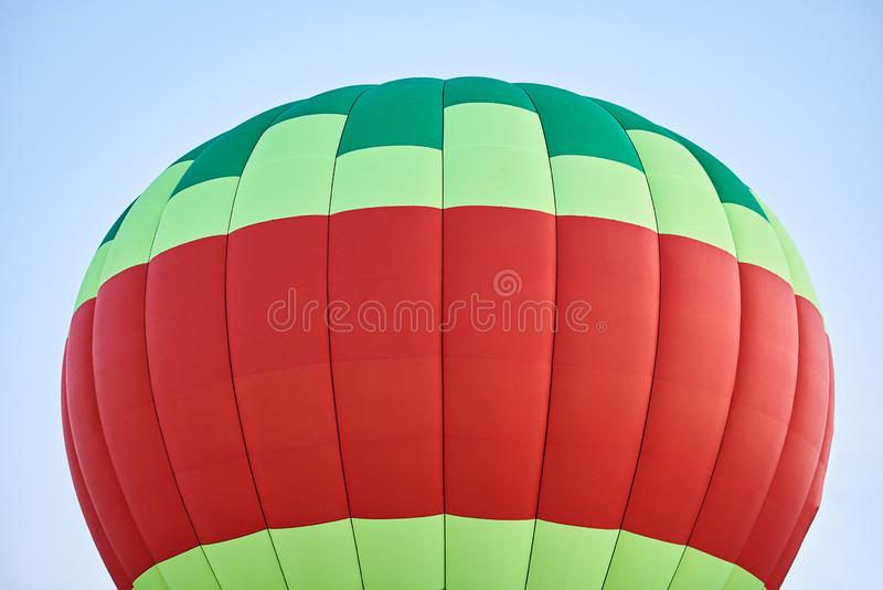 The dome of the balloon, the background texture. For all purposes royalty free stock photo