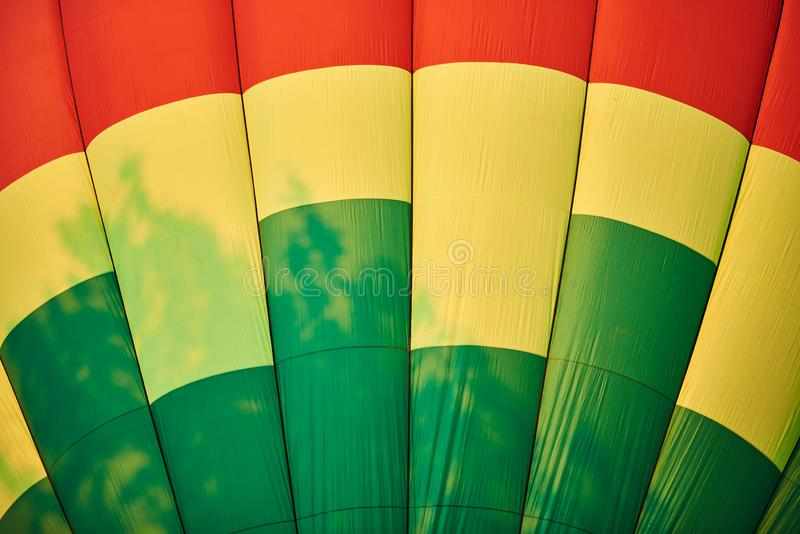 The dome of the balloon, the background texture. For all purposes royalty free stock photography