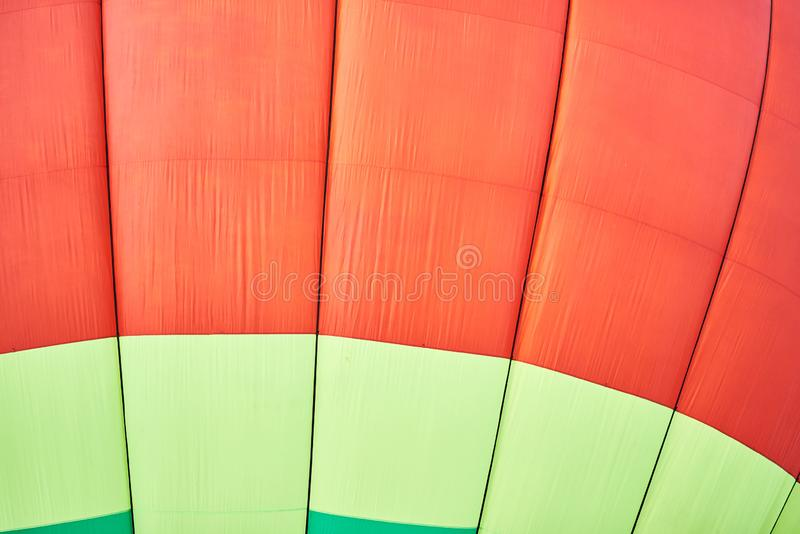 The dome of the balloon, the background texture. For all purposes royalty free stock images