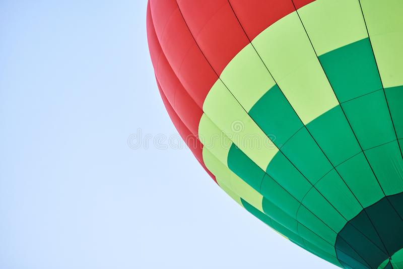 The dome of the balloon, the background texture. For all purposes royalty free stock photos