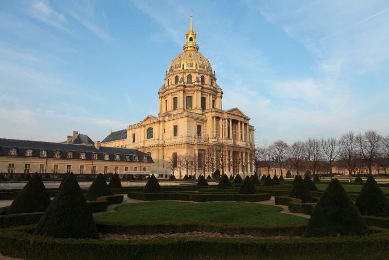 Download Dome Des Invalides In Paris Stock Photo - Image: 18886320