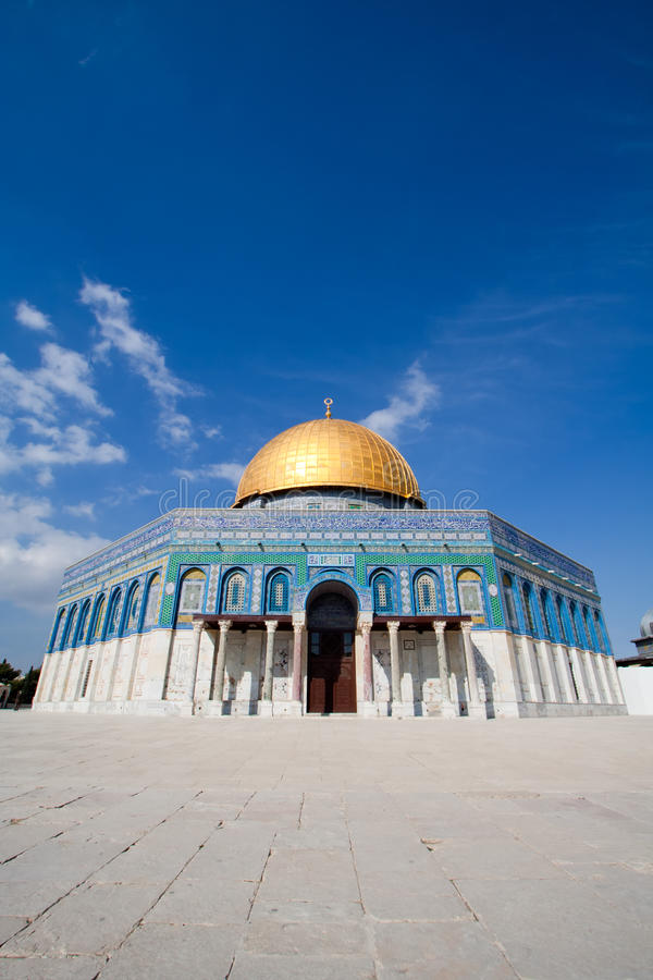 dome Israel Jerusalem obrazy stock