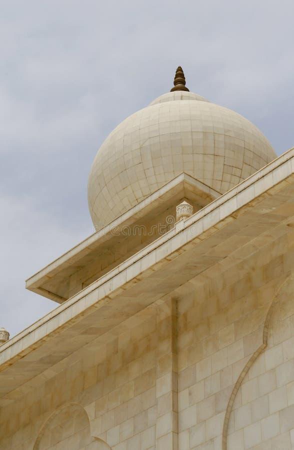 Dome of Jaigurudeo temple, India stock photo