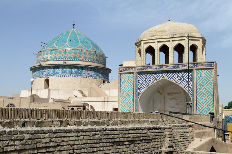 Dome of mosque royalty free stock photography