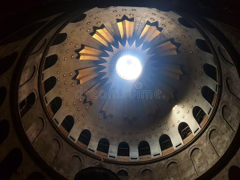 church of the nativity in Jerusalim stock image