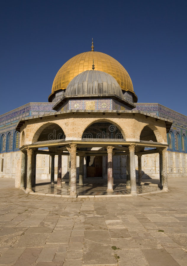 Free Dome Of The Rock Stock Photography - 3789702