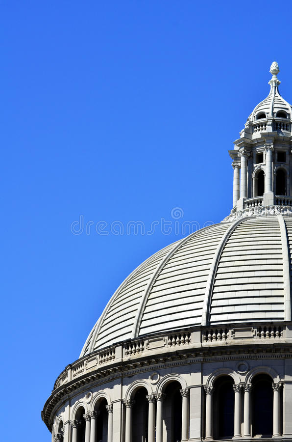 Dome of Old Church Building