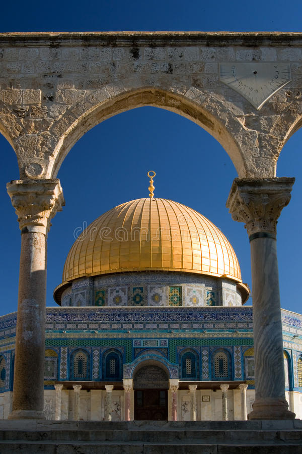 Download Dome Of The Rock In Jerusalem, Israel Stock Photo - Image: 20621812