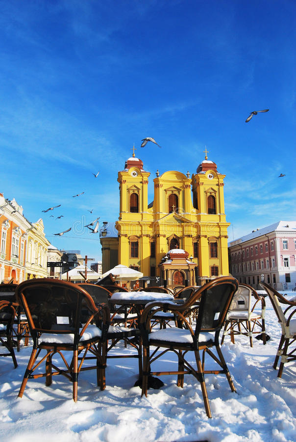 The Dome, Timisoara royalty free stock photos