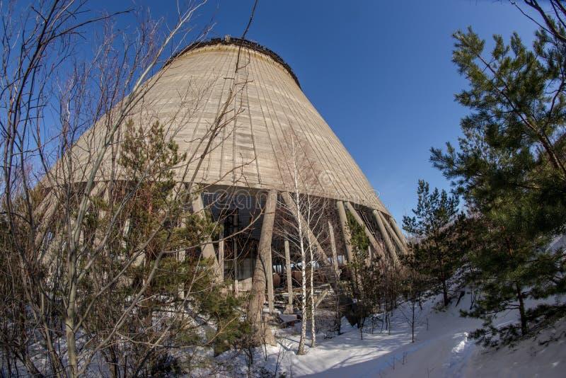Dome, Winter, Sky, Snow royalty free stock image