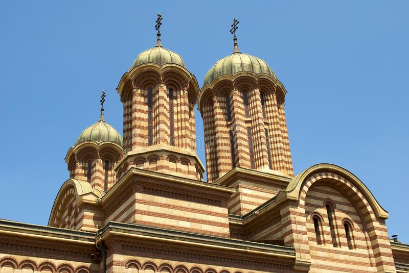 Domed cathedral detail royalty free stock photos