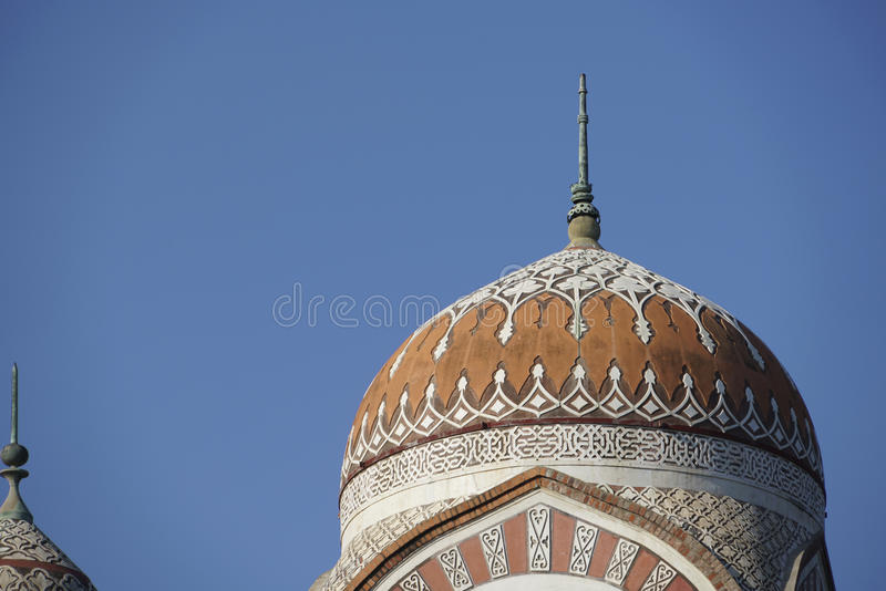 Domed Roof in Chennai stock images