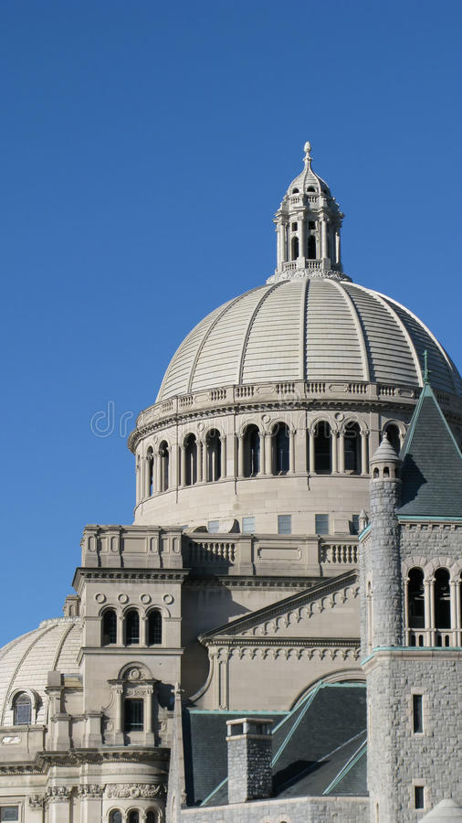 Download Domed Stone Building Boston Stock Image - Image: 12460795