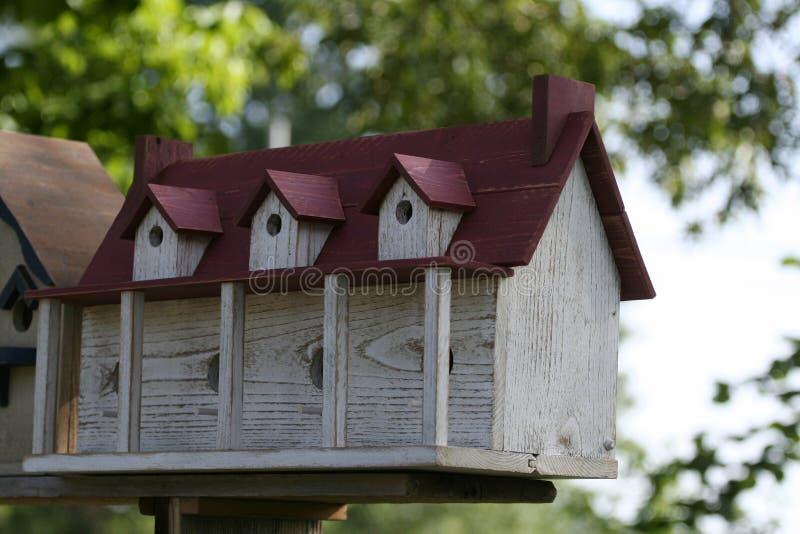 domek dla ptaków fotografia royalty free