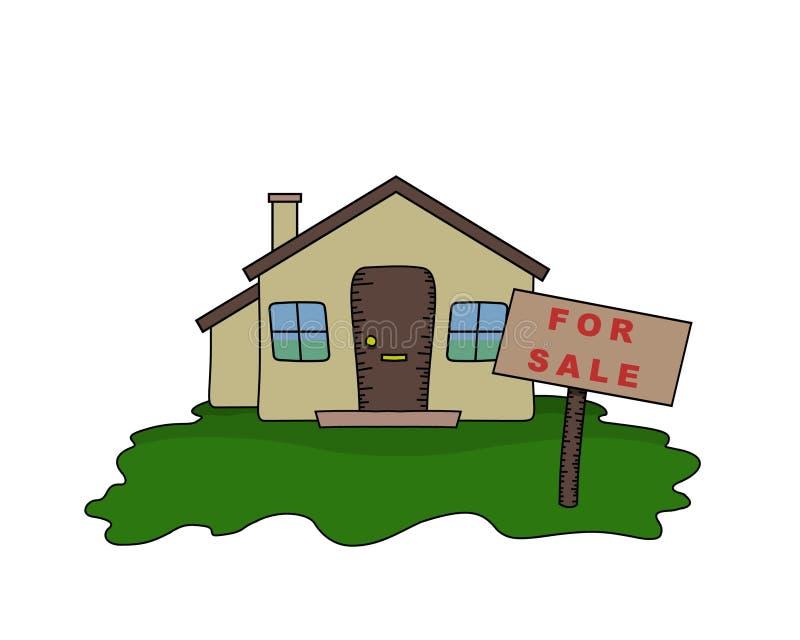 domek sprzedaży