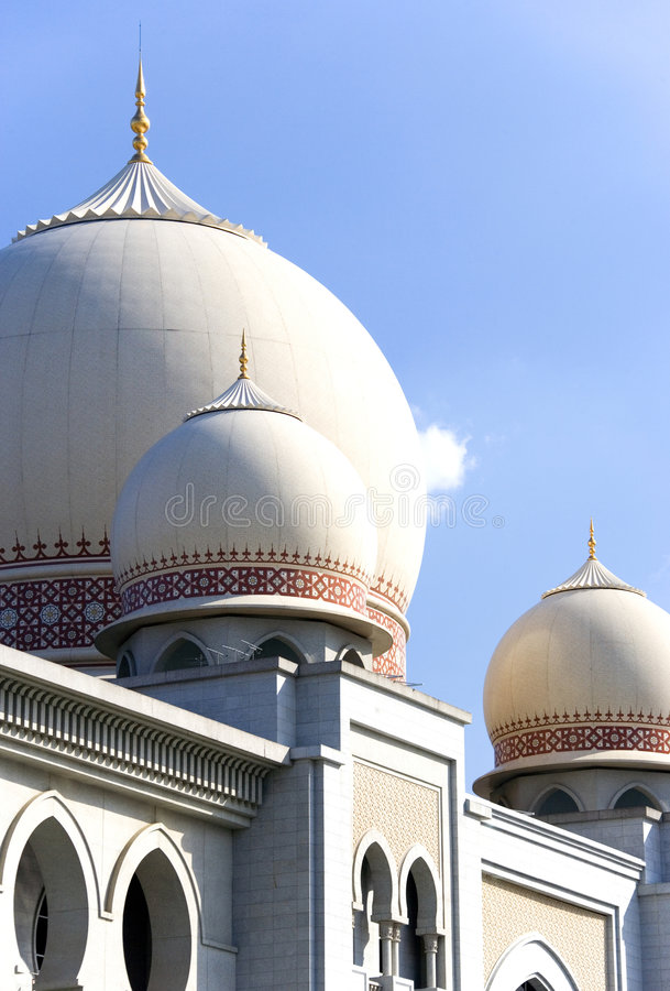 Domes royalty free stock image