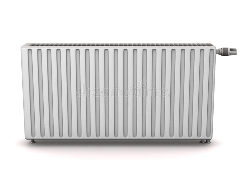Download Domestic radiator stock illustration. Image of appliance - 29834259