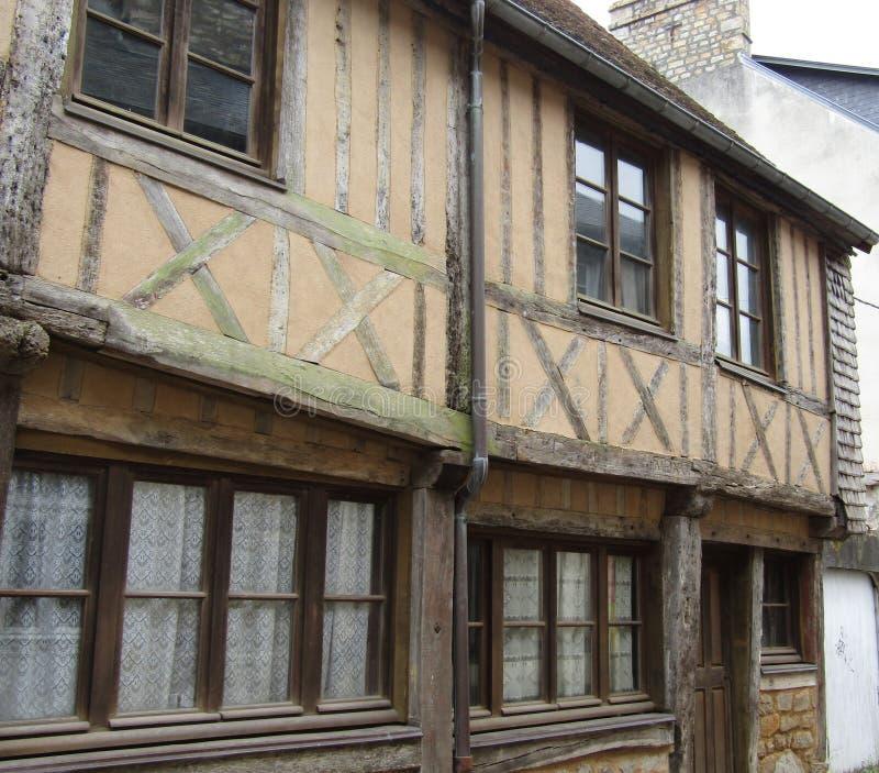 Domfront dom zdjęcie royalty free