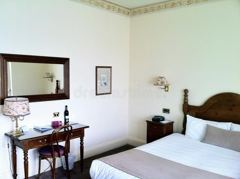 domingo hotellrumsanto royaltyfria foton