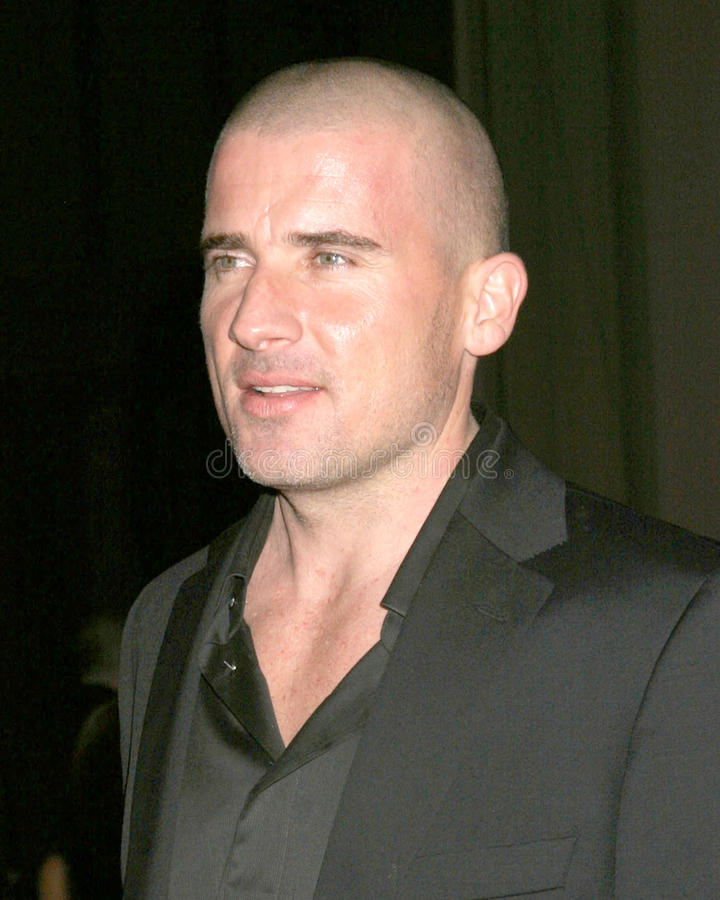 Dominic Purcell Editorial Image