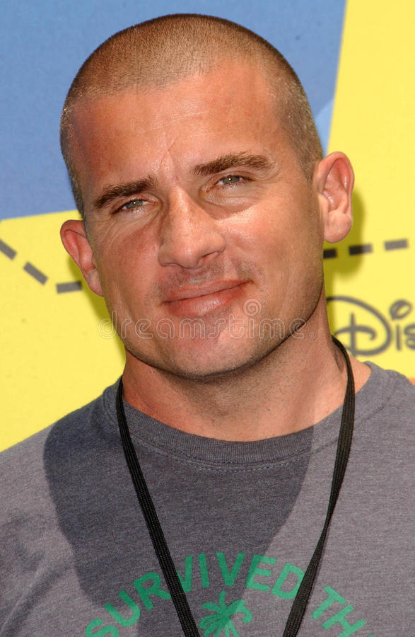 Dominic Purcell fotos de stock royalty free