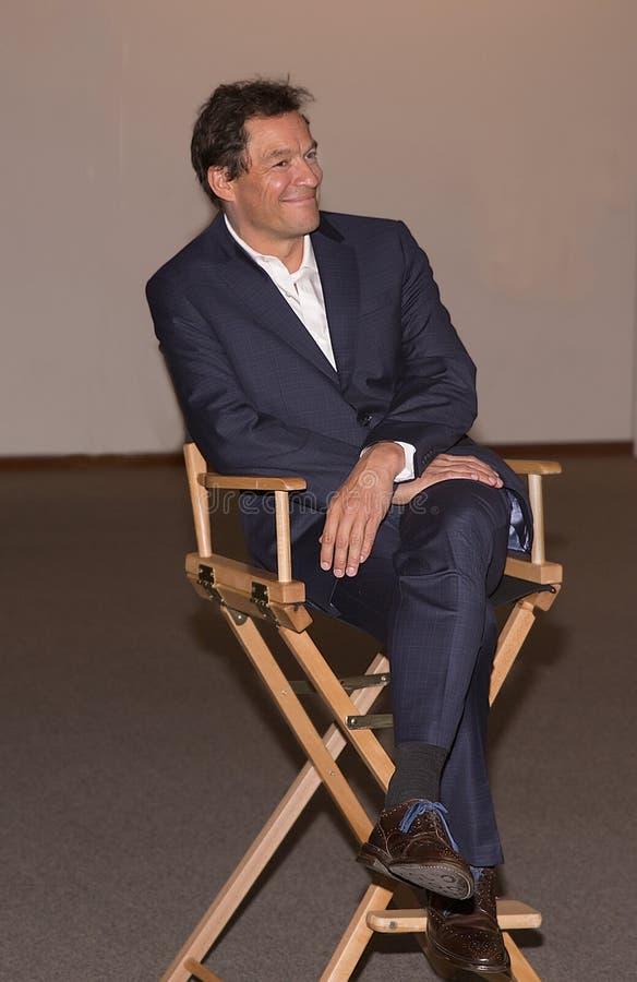 Dominic West bij de Premi?re van New York van Les Miserables royalty-vrije stock fotografie