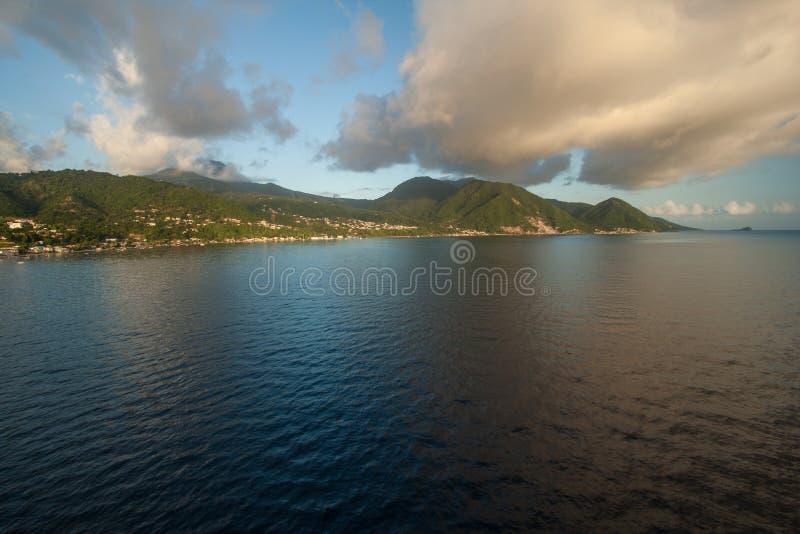 Dominica fotografia de stock
